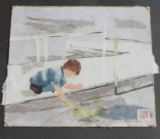 Chigirie by Joan Mead-Matsui